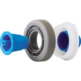 Platypus GravityWorks Bottle Adapter - gris/azul